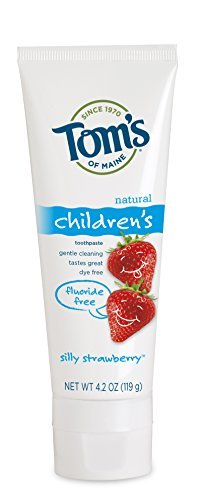 toms-of-maine-fluoride-free-childrens-toothpaste-silly-strawberry-42-ounce-3-count-by-toms-of-maine