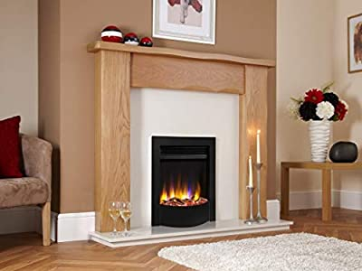 Designer Celsi Electric Fire- Ultiflame VR Endura Black