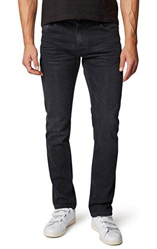 WOTEGA Herren Jeans Travis Slim-Fit, pirate black (4305), (Herren Pants Pirate)