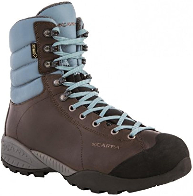 Scarpa - Zapatillas para hombre Marrón ebony/gray