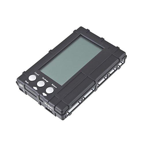 LEORX Lipo Li-Fe Batterie Balancer LCD Meter Spannungsprüfer für FPV DJI-Phantom