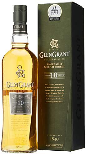 Glen Grant The Major's Reserve Single Malt Scotch Whisky (1 x 0.7 l)