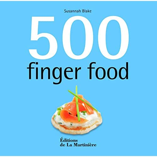 500 finger food