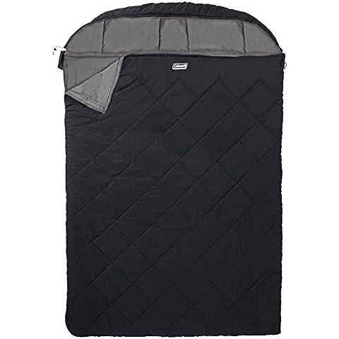 Coleman Breckenridge Double - Sacos de dormir - negro 2016