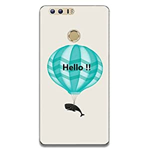 Huawei Honor 8 Back Cover, Designer Printed Back Case, Back Cover For Huawei Honor 8 by Youberry