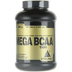 Peak Mega BCAA Tabletten 150 Tabletten a 2000 mg - 300g Dose