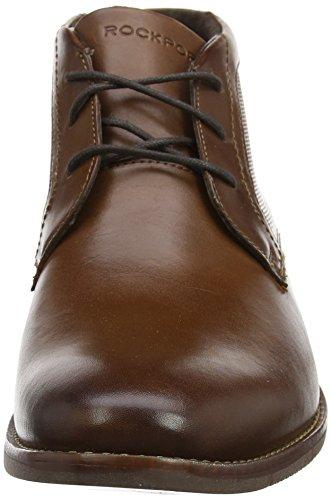Rockport Style Purpose, Stivali Chukka Uomo Marrone (Brown)