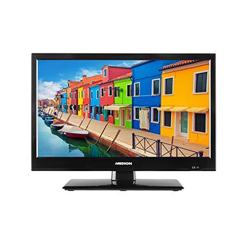 MEDION E11910 47 cm (18,5 Zoll) Fernseher (HD Triple Tuner, DVB-T2 HD, CI+, Mediaplayer)
