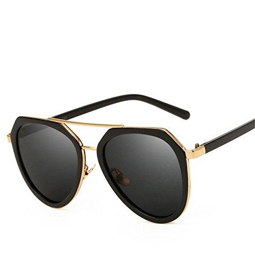 Preisvergleich Produktbild Chahua Sonnenbrillen modische Sonnenbrillen Flut der hohe optische Sonnenbrille Rückspiegel