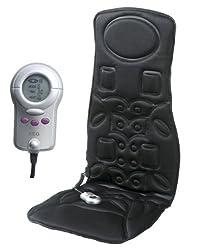 AEG MM 5568 beheizbare Massage-Matte inkl. Fernbedienung mit digitalem Multi-Funktions-LCD-Display, Netzbetrieb, Mobil einsetzbar durch 12-V-Anschluss