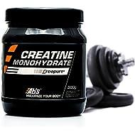 CREATINE MONOHYDRATE * Boite de 500gr * Extrait breveté CREAPURE® * 100% créatine * Force et prise de masse musculaire...