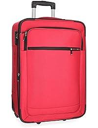 Nowi Sac de Voyage Bagage Cabine, 65 cm, 75 L, Rouge