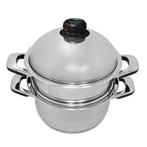 Cuiseur vapeur d me 24cm digital cuisine maison - Cuiseur vapeur industriel ...
