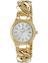 Daniel Klein Analog Silver Dial Women's Watch-DK10711-1