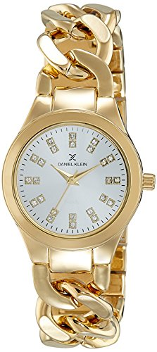 Daniel Klein Analog Silver Dial Women's Watch - DK10711-1