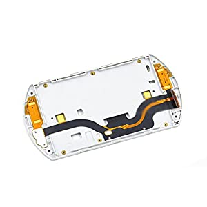 Ake Main Engine Bottom Shell Cover With Ribbon Cable Replacement Part Repair Accessory fur PSPGO Host