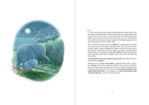 Livres Couvertures de Der kleine Elefant, der so gerne einschlafen möchte: Die neue Einschlafhilfe für Ihr Kind - Die weltweit erfolgreiche Methode