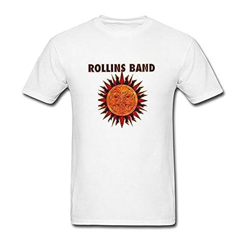 UKCBD - T-shirt - Homme - Blanc - X-Large