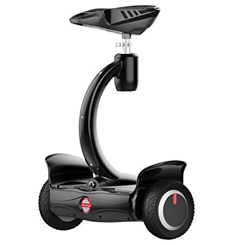 Kategorie <b>E-Scooter mit Griff / Sitz </b> - Airwheel S8, Hoverboard mit Sitz Herren M schwarz