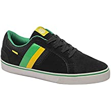 Element - Zapatillas para hombre Negro negro/amarillo 45 EU