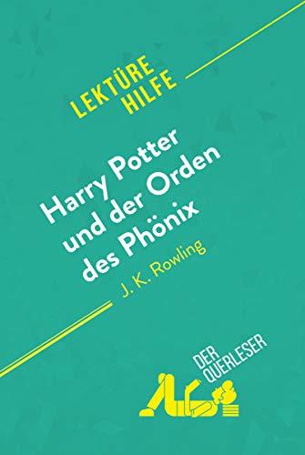 Harry Potter und der Orden des Phönix von J. K. Rowling ...
