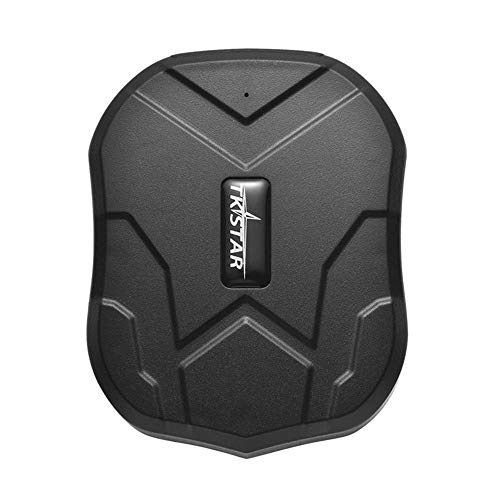 GPS Tracker Tracciatore di Posizione GPS per Auto Tracking in Tempo Reale Antifurto per Auto Moto Camion Localizzatore Allarme App Gratuita
