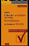 E-Books erstellen und richtig formatieren für Amazon Kindle (Einfach erklärt 2)
