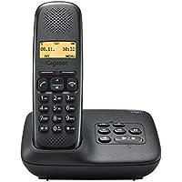 Gigaset A150A - Teléfonos fijos inalámbricos con Pantalla y contestador