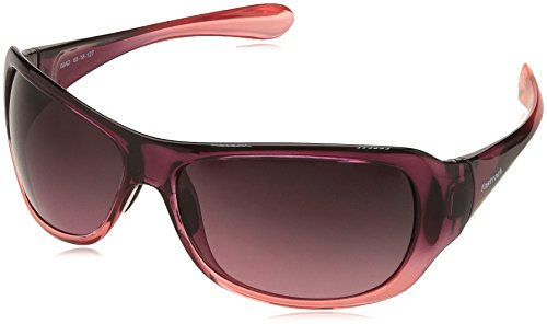 Fastrack Gradient Sport Women's Sunglasses - (P399BK2F|65|Red Color) image