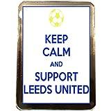 Leeds United F.C - Keep Calm Fridge Magnet
