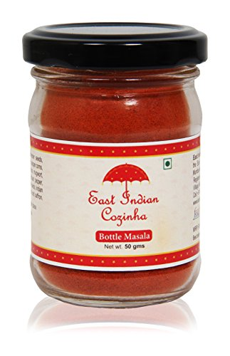 Bottle Masala with Recipe Guide. 50 g