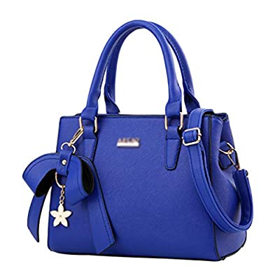 YAANCUN Women Handbags Shoulder Bag PU Leather Tote Bags Crossbody Handbag Large Bag