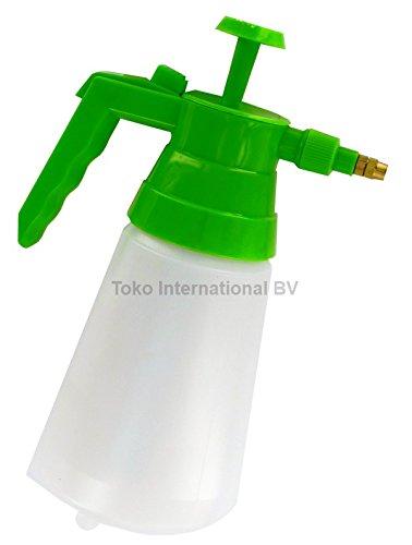1L Pflanzensprüher Drucksprüher Pumpsprühflasche Sprüher Sprühflasche Pump Zerstäuber Drucksprüher Pumpsprüher Handsprüher Wassersprüher Sprayer Pump Druck