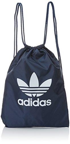 Gymsack adidas Trefoil , Mochilas Saco Unisex Adultos, Collegiate Azul