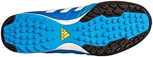 adidas 11Nova Tf, Chaussures de football homme Bleu (Solar Blue2 S14/Running White/Black 1)