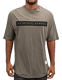 Criminal Damage Hombres Ropa superior / Camiseta Mac