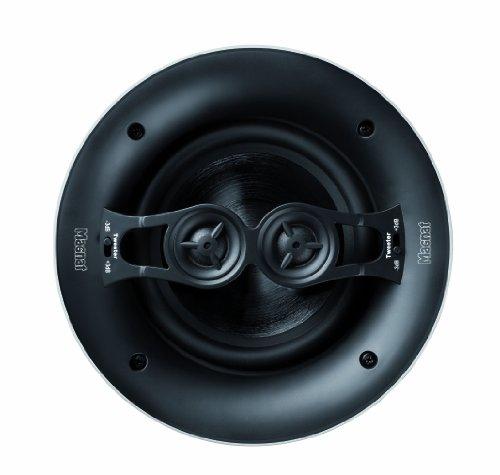 Magnat Interior ICQ 262 | High-End Wand- und Deckeneinbaulautsprecher | schickes Design und absolut hochwertige Verarbeitung | max. 180 Watt | 1 Stück - weiss