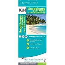 Guadeloupe/ St-Martin/ St-Barthelemy : 1/80,000