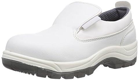 Maxguard W320, Unisex-Erwachsene Sicherheitsschuhe, Weiß (weiß), 37 EU