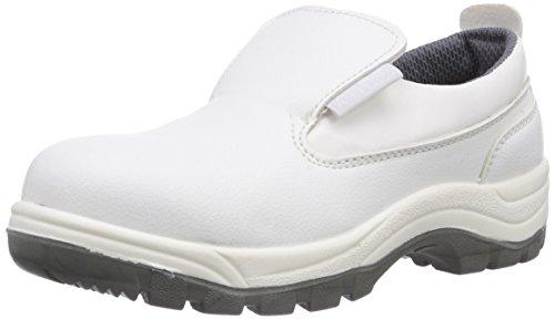Maxguard - W320, Calzature Di Sicurezza, unisex, bianco (weiß), 38