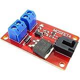 Aihasd 1 canal IRF540 Módulo de alimentación aislado conmutador MOSFET Para Arduino