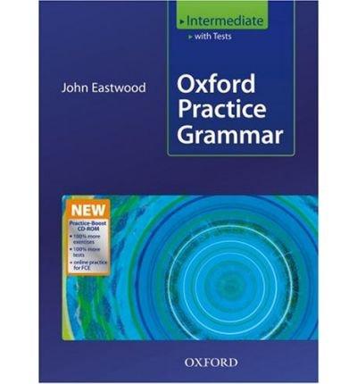 Oxford Practice Grammar Intermediate: with Key Practice-boost CD-ROM Pack: With Key Practice-boost CD-ROM Pack Intermediate level (Mixed media product) - Common