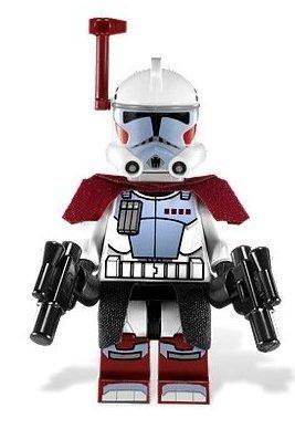 LEGO Star Wars Minifigur Arc Elite Clone Trooper (sw377) voll ausgerüstet (Lego Star Neue Troopers Clone Wars)