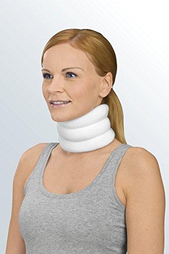 medi-hereford-collar-mouldable-neck-support-brace-adjustable-rehabilitation-polystyrene-beads-lightw