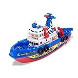 Mallalah Mini Kriegsschiff, Fregatte, Schlachtschiff, Schiff, Boot, Ferngesteuertes Polizeiboot Küstenwache Schiff