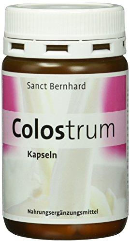 Sanct Bernhard Colostrum-90 Kapseln, 1er Pack (1 x 43 g)