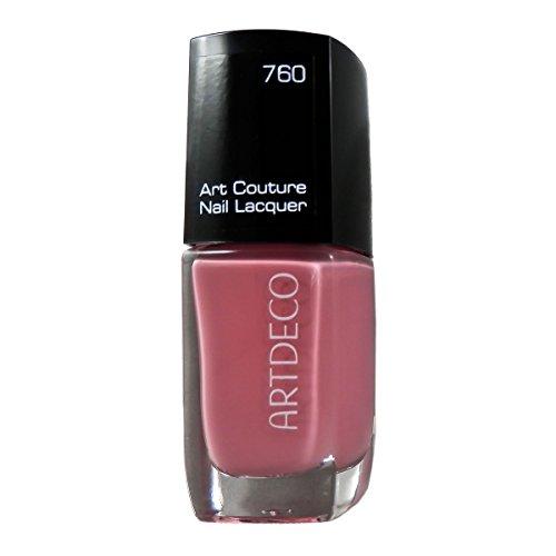 Artdeco Art Couture Nail Lacquer, Nagellack, nr. 760, field rose, 1er Pack (1 x 10 ml)