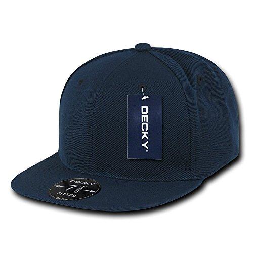 Decky Retro Fitted Caps Head Wear, Herren, Navy, Size 23 Preisvergleich