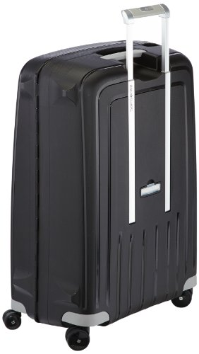 Samsonite Valise S'cure Spinner 75/28, 102 L, (Noir)