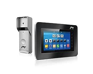 Godrej Security Solutions ST 7 Video Door Phone (Black)